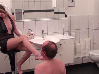 Fußfetisch und NS...