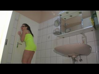 Der Fick mit dem Toiletten-Wichser